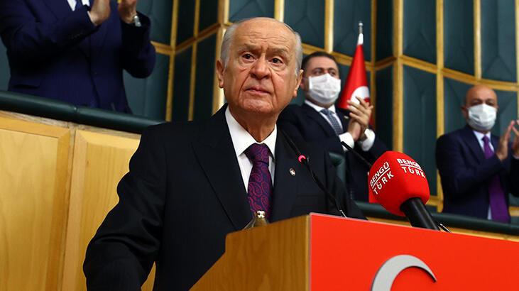 Atatürk'e hakaret iddiasıyla ilgili Bahçeli'den flaş açıklama: Hiç kimse cüret etmemelidir