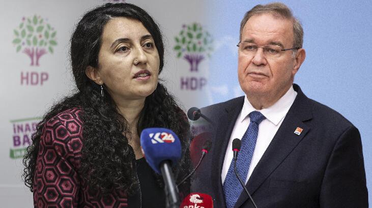 HDP'den CHP'li Öztrak'a tepki: Haddinizi bilin!