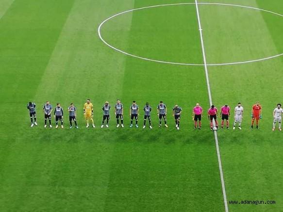 Adana Demirspor maçı galibiyetle tamamladı