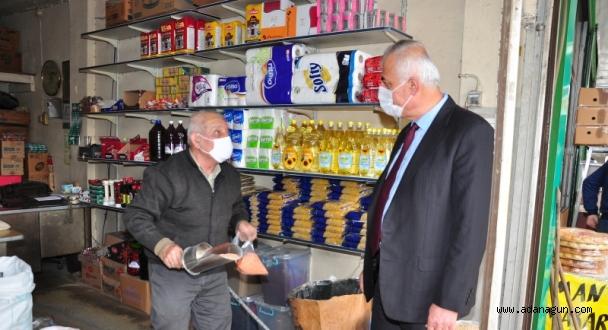 Adana ESOB Başkanı Niyazi Göger'den Adanalılara çağrı