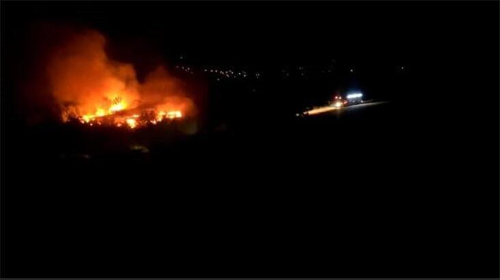 Adana'da aynı gün içinde ikinci yangın