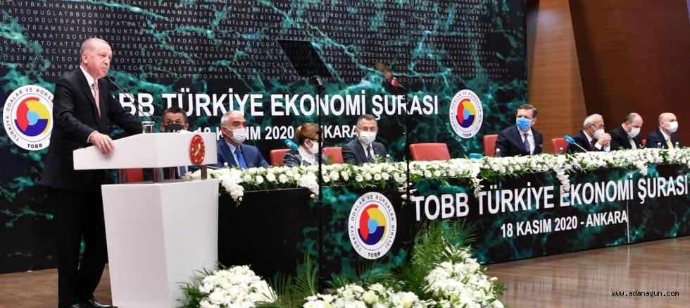 ATB Başkanı Bilgiç: Cumhurbaşkanımıza Akdeniz bölgemizin sorun ve taleplerini ilettik
