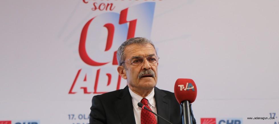 ÇELEBİ'DEN AŞI İÇİN 'ŞEFFAFLIK' ÇAĞRISI
