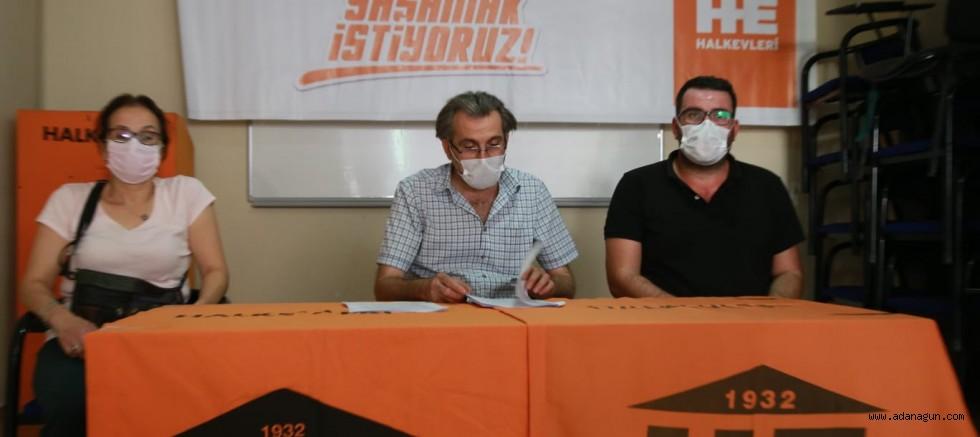 Halkevleri Adana Şubesi: Günlük çalışma süresi 4 saate düşürülmeli
