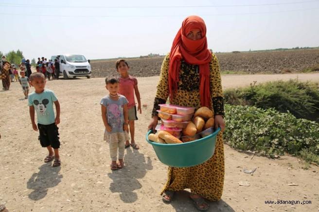 İhtiyaç sahibi 1500 kişiye 90 gün boyunca sıcak yemek ve ekmek dağıtılacak