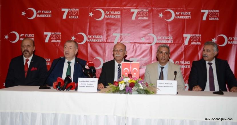 Özdağ: Türkiye'yi AVM ekonomisinden fabrika ekonomisine geçireceğiz