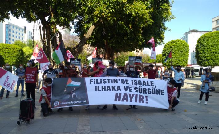 TİP Adana İl Örgütü: İsrail savaş suçu işliyor