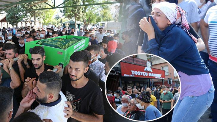 Tostçu Mahmut Anıl Kurt  Adana'da son yolculuğuna uğurlandı