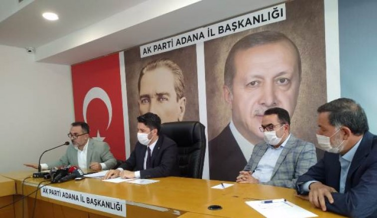 Yalan rüzgarı senaryolarını unutturmaya çalışanlara Adanalıların hukukunu gözetecek ve izin vermeyeceğiz
