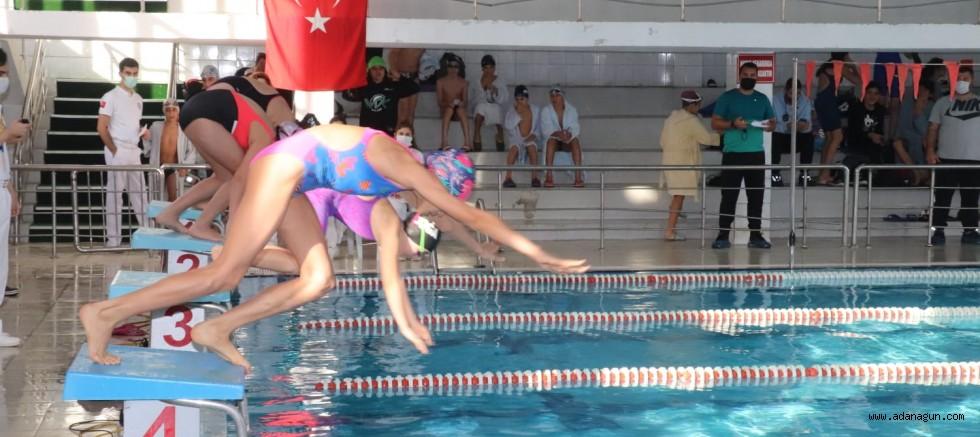 Yıldızlar Yüzme Milli Takım Seçme Yarışları Tamamlandı